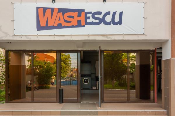 WASHescu Laundromat Belvedere